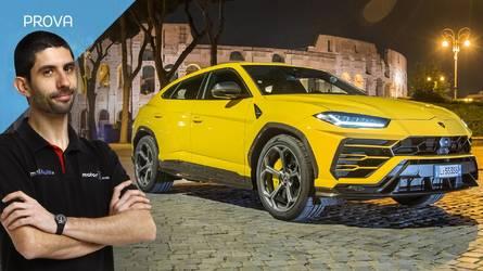 Lamborghini Urus, il SUV...