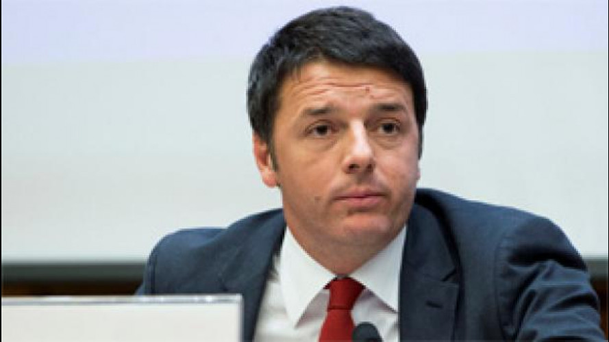 Renzi, ridurre i corpi di polizia: e il parco auto?