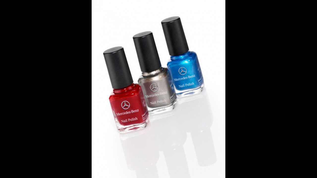 Mercedes A-Nail Collection