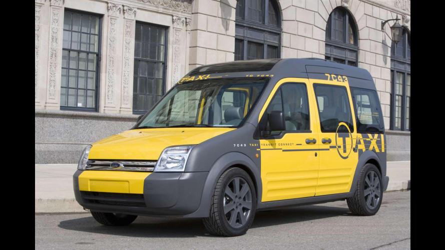 Ford sceglie un nuovo taxi per New York