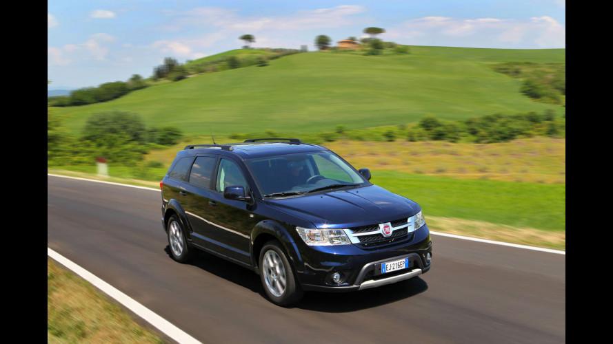 Fiat Freemont, produzione oltre 10.000 unità