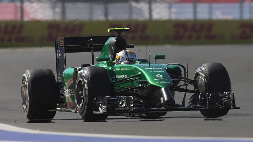 Kobayashi's teammate unclear for Caterham return