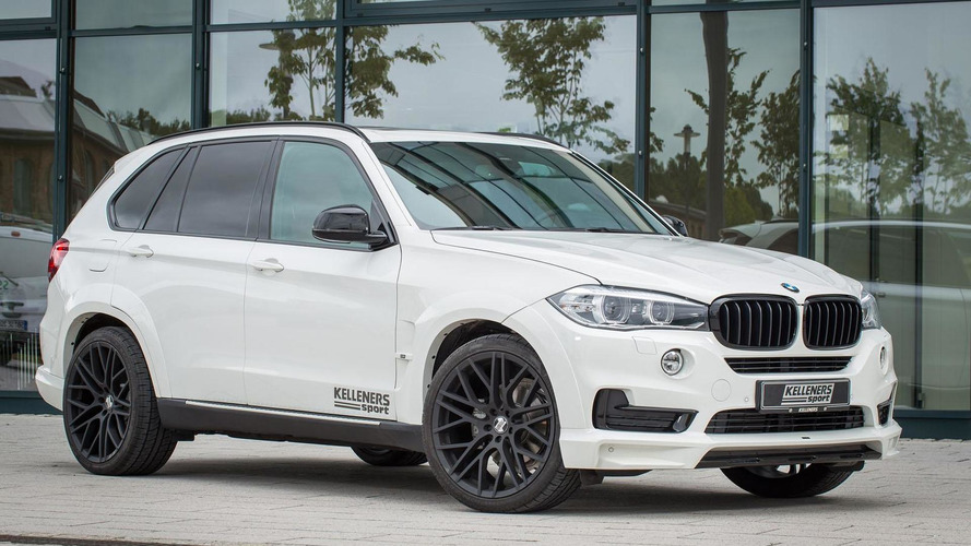 Kelleners Sport tunes the BMW X5 to 527 PS