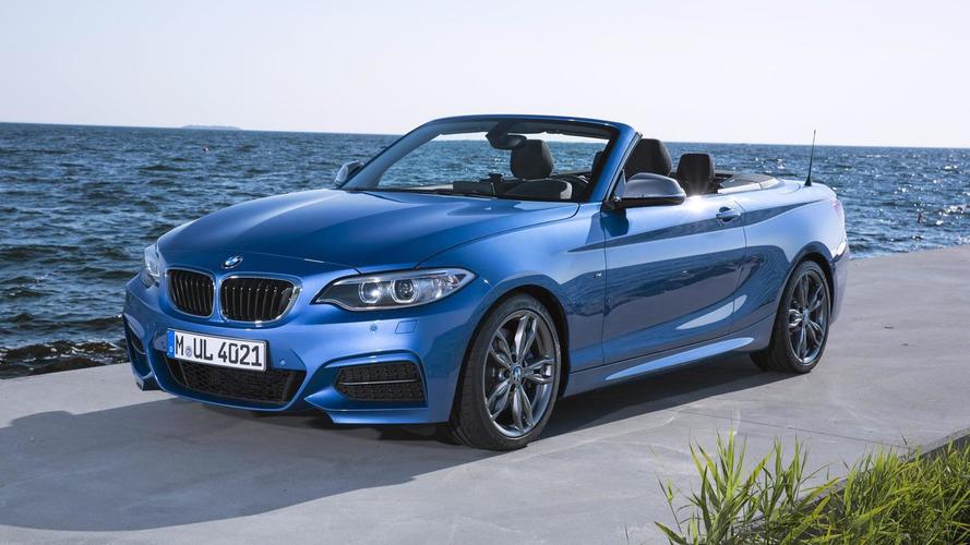 Kikerülhet a kínálatból a BMW 2-es sorozat kabrió