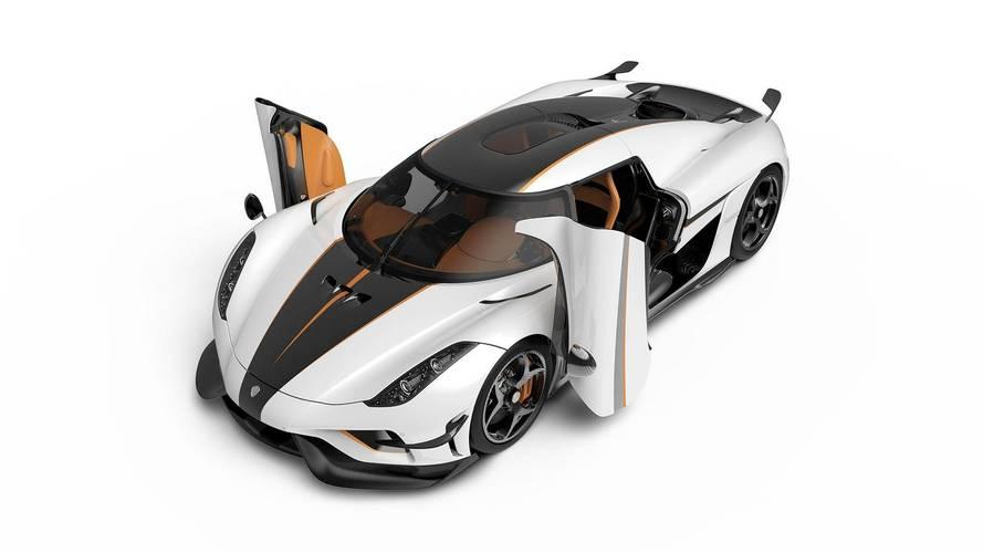 Koenigsegg Regeras At The Geneva Motor Show