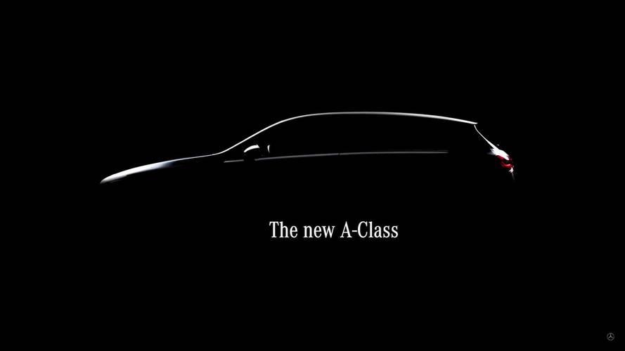 Novo Mercedes-Benz Classe A tem estreia confirmada para o dia 2