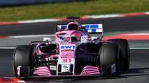 Test de F1 2018 Barcelona