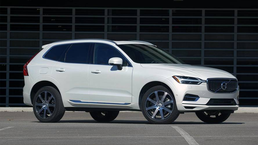 2018 Volvo XC60 T8 E-AWD: Review