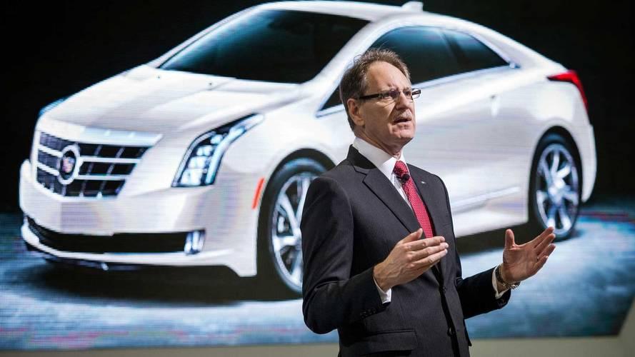 Cadillac Presiden Johan de Nysschen