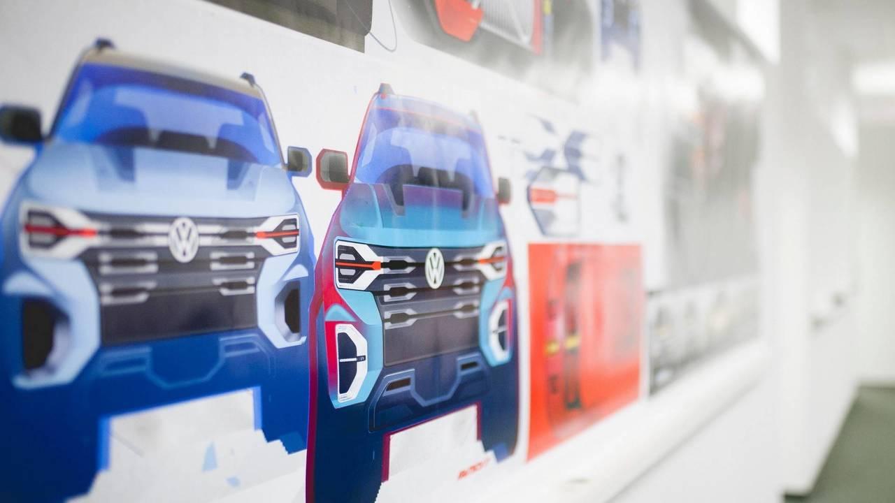 Volkswagen Atlas Tanoak design