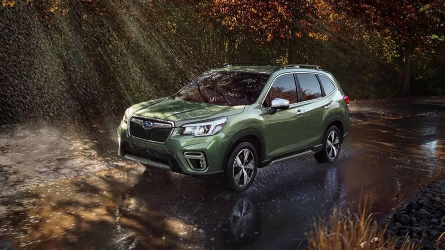 Subaru Forester 2018: la renovación continúa