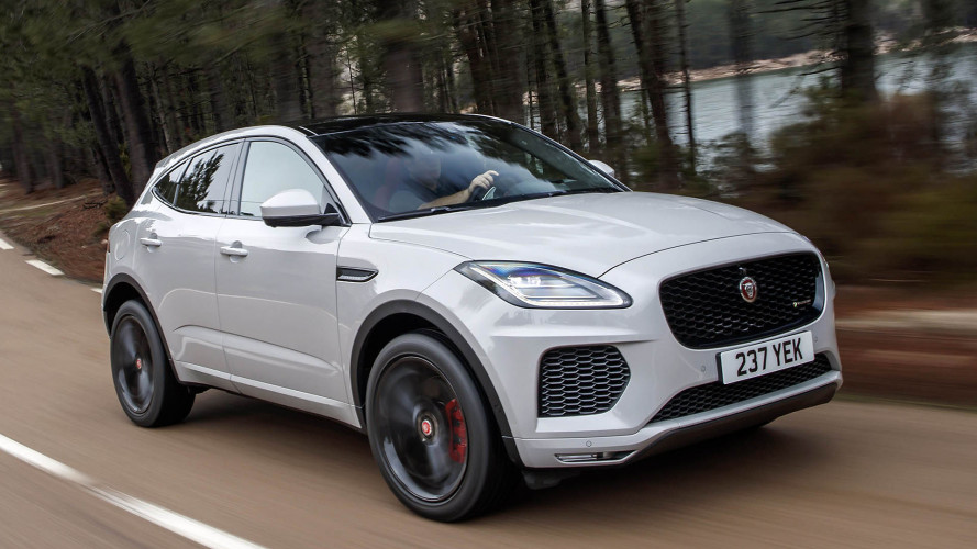 Test Jaguar E-Pace