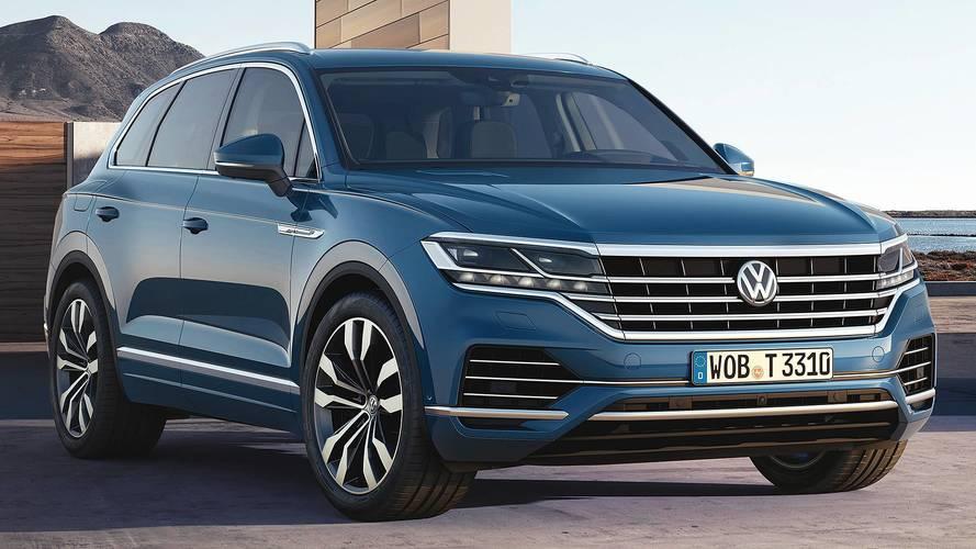 Nuova Volkswagen Touareg, ammiraglia a ruote alte
