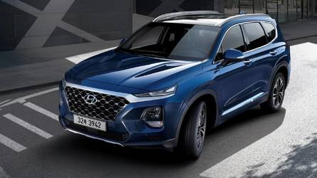 Hyundai Santa Fe 2018: vídeo e imágenes oficiales (actualizado)