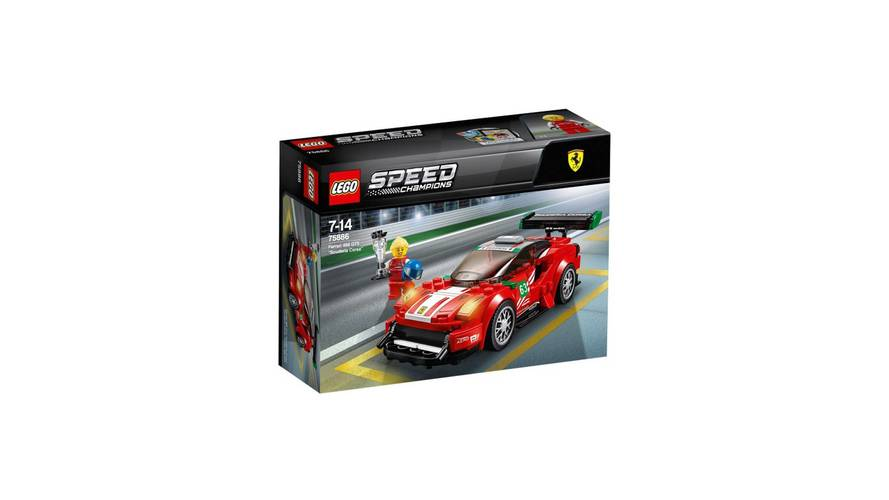 Lego Speed Champions Set 2018