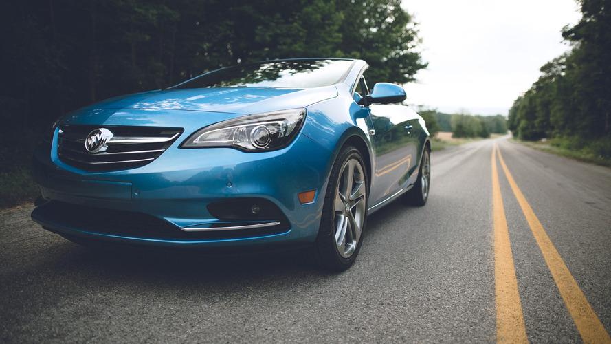 2017 Buick Cascada adds Sport Touring trim