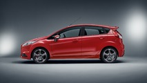 Ford Fiesta ST five-door for Europe