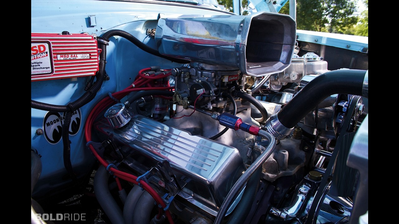 Chevrolet 1500 Custom Sedan Delivery