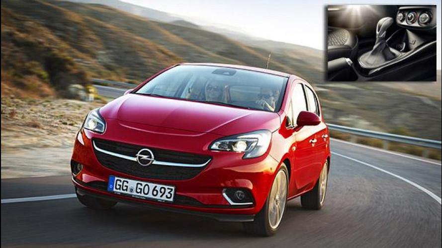 Opel Corsa 1.3 CDTI Easytronic, robotizzata da 3,1 l/100 km
