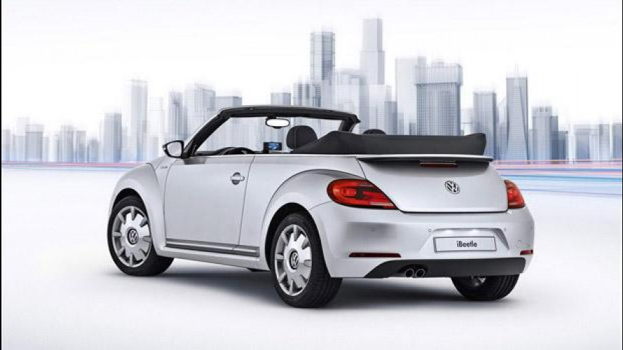 Volkswagen iBeetle e iBeetle Cabriolet