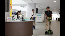 Toyota punta alla mobilità alternativa urbana con Winglet