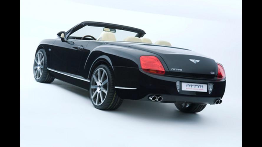 Bentley Continental MTM Birkin Edition