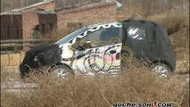 Chevrolet Beat testing?