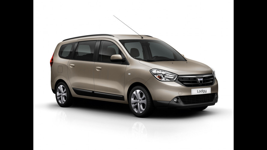 Dacia Lodgy, monovolume low cost