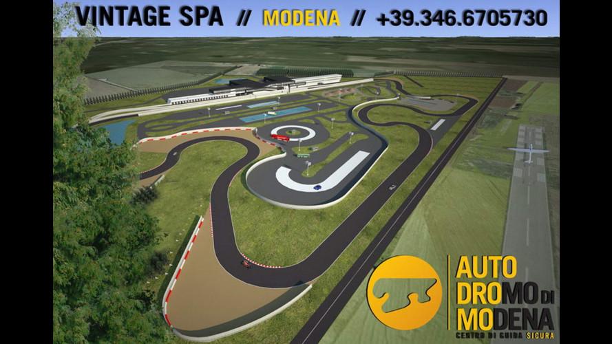 Nuovo Autodromo di Modena: apertura a giugno