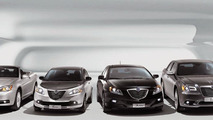 Lancia Frankfurt Motor Show lineup - 1.9.2011