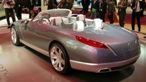 Renault Nepta concept at Paris