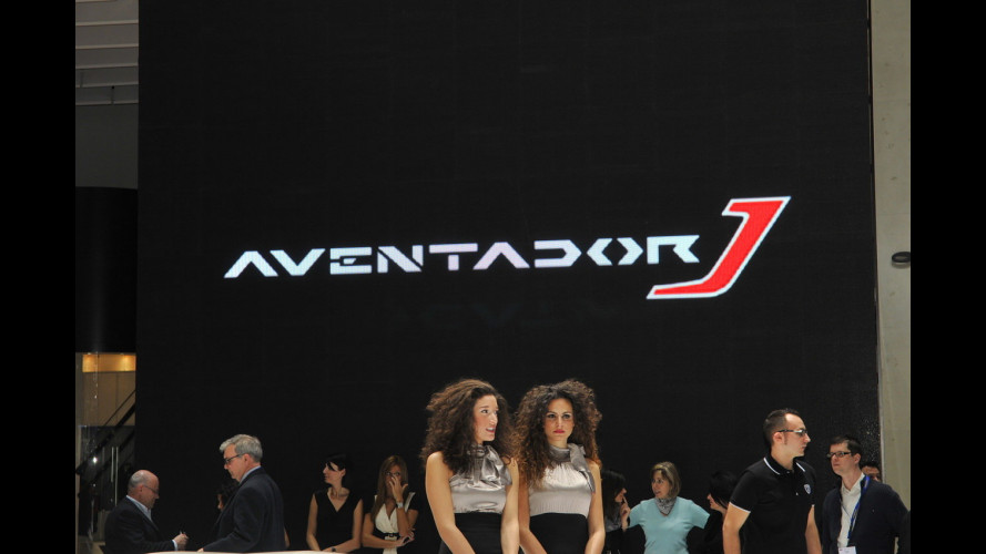 Lamborghini al Salone di Ginevra 2012