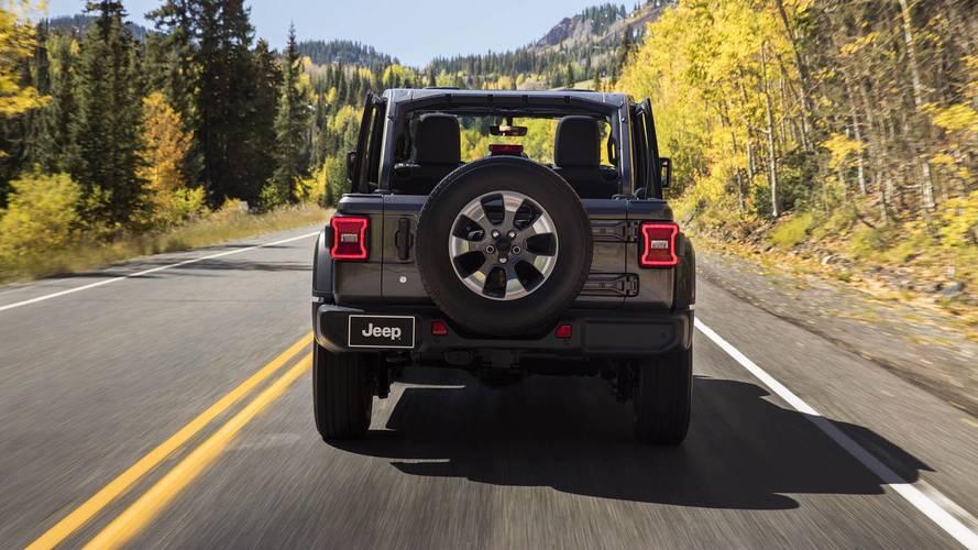 Jeep Wrangler 2018 - Oficial