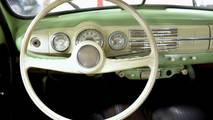 1952 Skoda 1201 Sedan direksiyon simidi