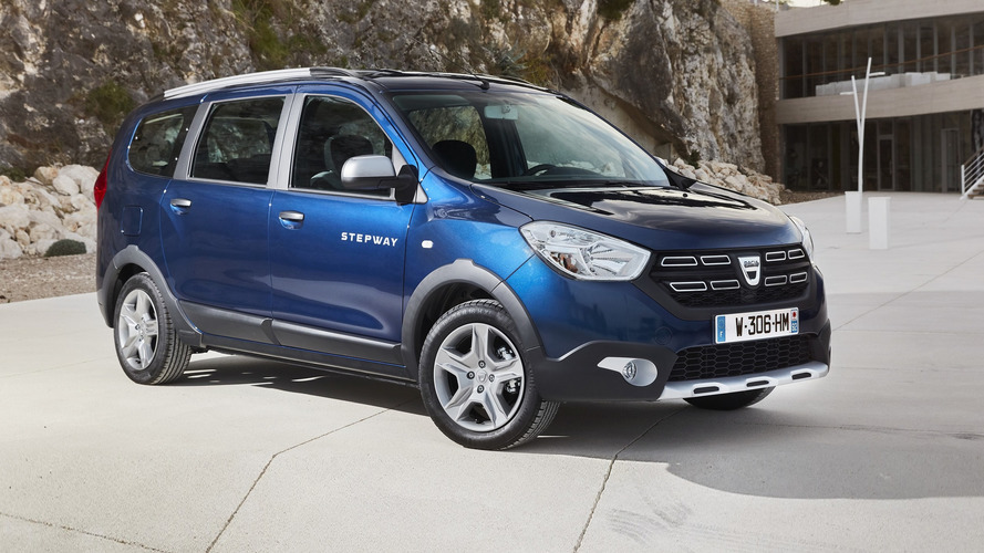 Dacia Dokker and Lodgy facelifts include interior upgrades