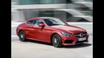 Mercedes divulga 1º teaser do Classe C Cabriolet, que estreia em março