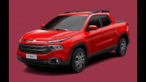 Fiat Toro parte de R$ 76.500: veja versões, conteúdos e preços oficiais