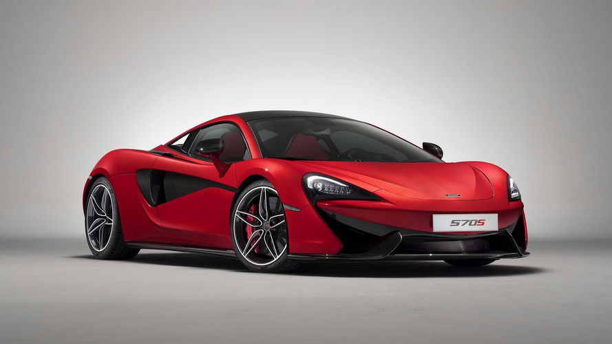 McLaren designers have created their own best versions of the 570S
