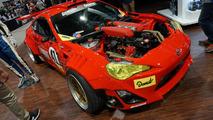 Ferrari-Powered Toyota 4586
