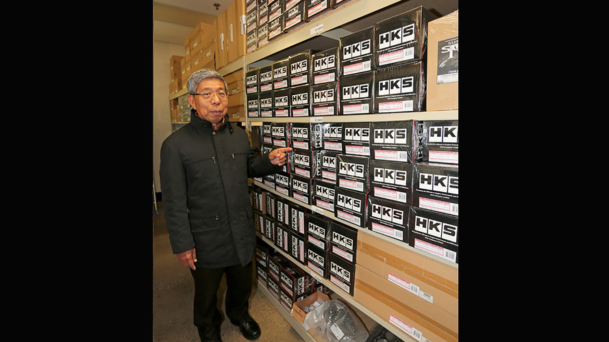 Founder of legendary tuner HKS has passed.