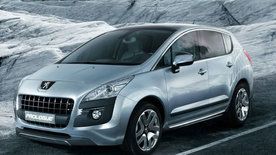 Peugeot Presents the Prologue Concept