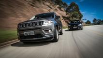 Jeep Compass x Honda Civic