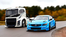 Volvo S60 Polestar vs. The Iron Knight
