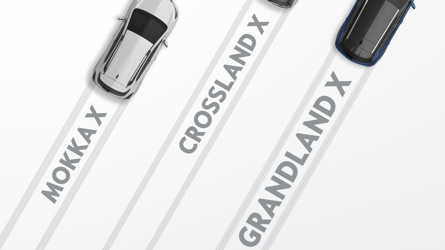 Grandland X is Opel's way to say VW Tiguan