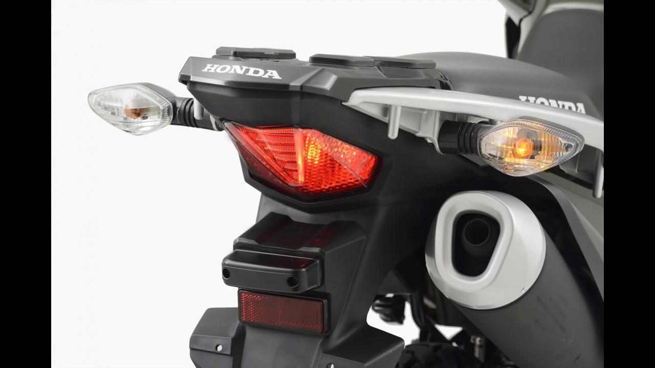 Volta rápida: nova Honda XRE 190 aposta no equilíbrio