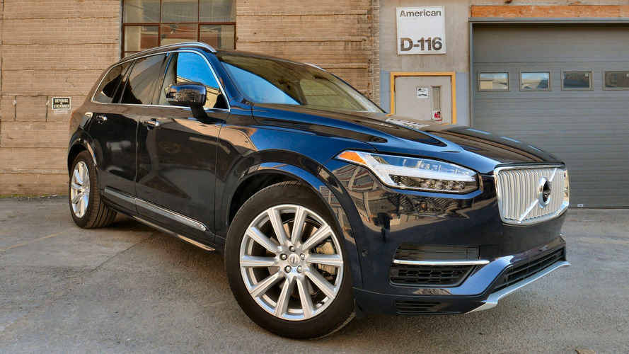 Review: 2016 Volvo XC90 T8 Plug-In Hybrid