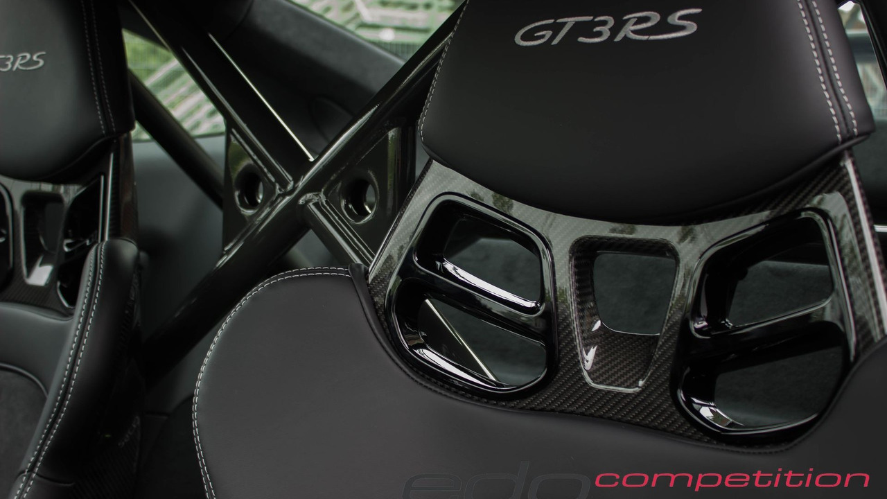 Porsche 911 GT3 RS Edo Competition
