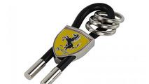 Scuderia Ferrari 2016 Rubber Strap Key Ring
