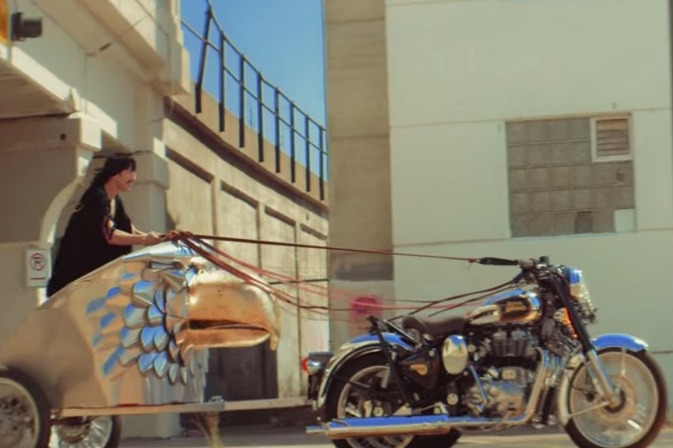 New Macklemore Music Video Is Vehicular Madness