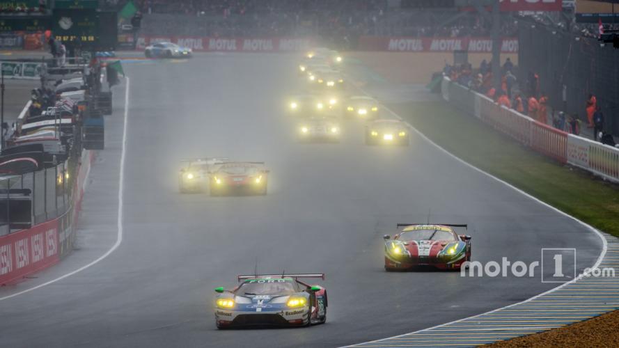 No BoP penalties for Ford or Ferrari despite Le Mans dominance